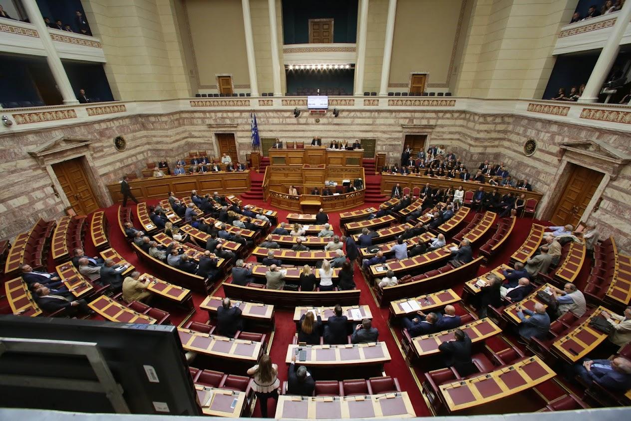 Υπερψηφίστηκε με 154 ψήφους ο προϋπολογισμός 2019