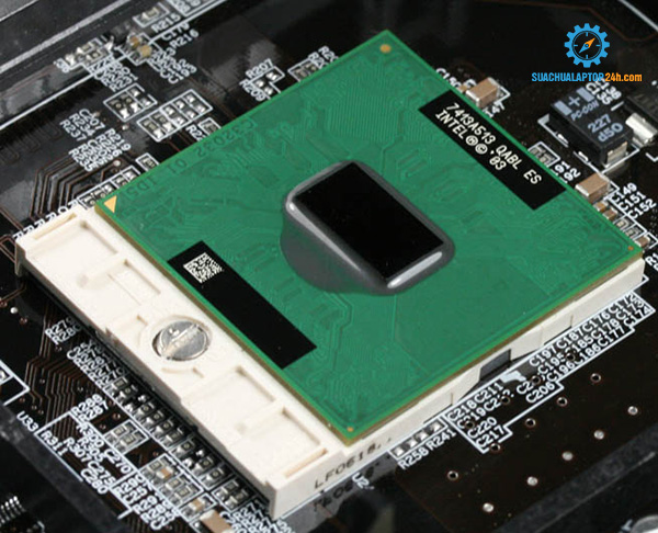 Socket CPU laptop