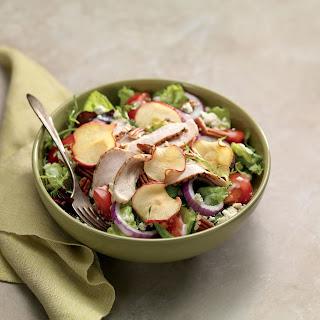 Fuji Apple Salad with Chicken Recipe