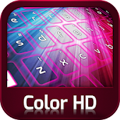 Color HD Keyboard