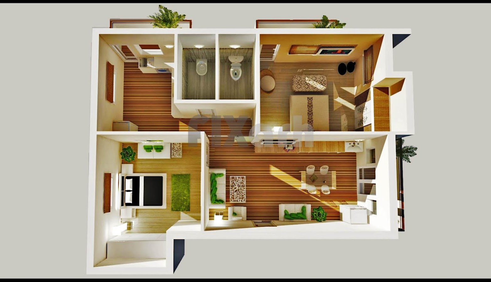Model Home D Android Apps On Google Play Sweet Home 3d House Plans Samples