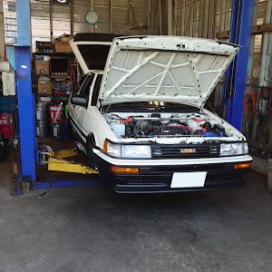カローラレビン AE86 GT-APEX 62年式のカスタム事例画像 takumin1086さんの2021年02月20日20:38の投稿