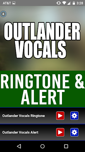 Outlander Theme Vocal Ringtone