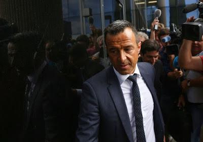 Jorge Mendes, mis en examen, nie toute fraude