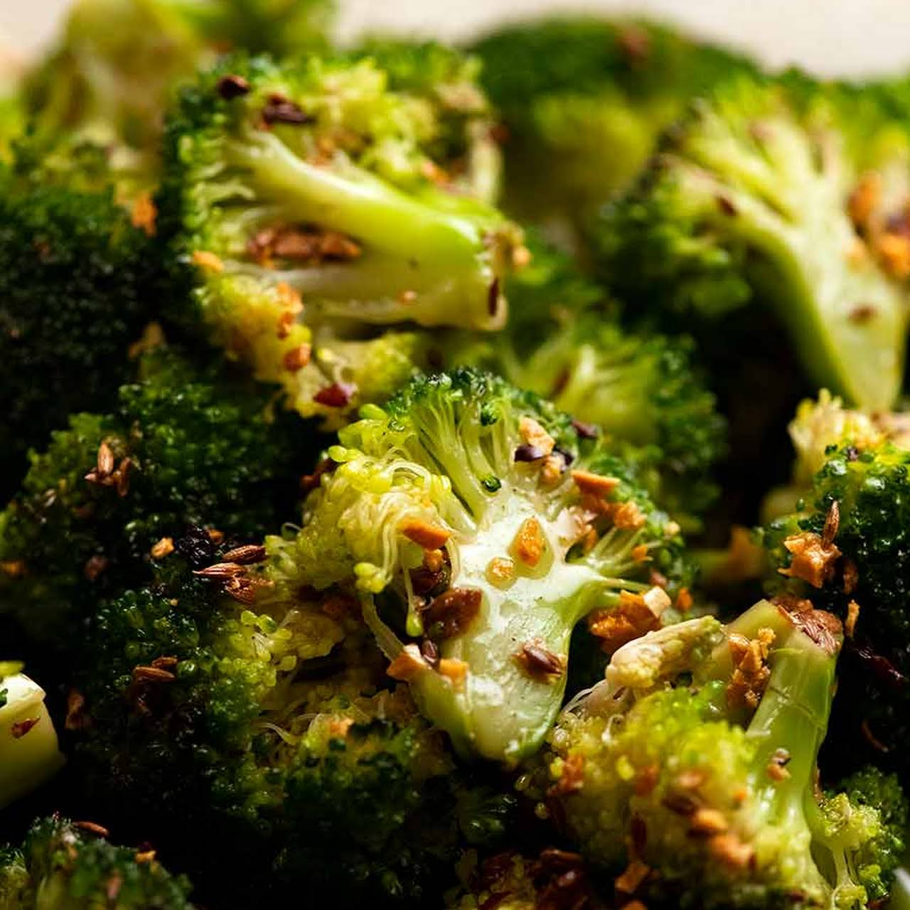 New York Times Famous Broccoli Salad – with Cumin, Garlic and Sesame