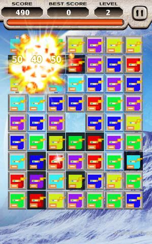 android Hero Battle Crush Screenshot 2