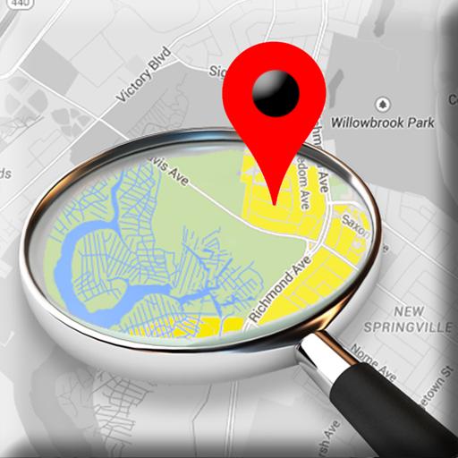 街道地图 工具 App LOGO-硬是要APP