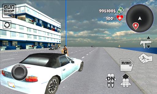Mad Crime City 1.0 1.0.0.0 screenshots 2