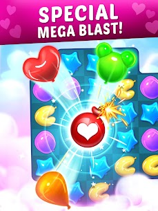 Balloon Paradise – Free Match 3 Puzzle Game 8