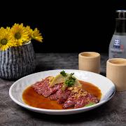 117 Beef Tataki