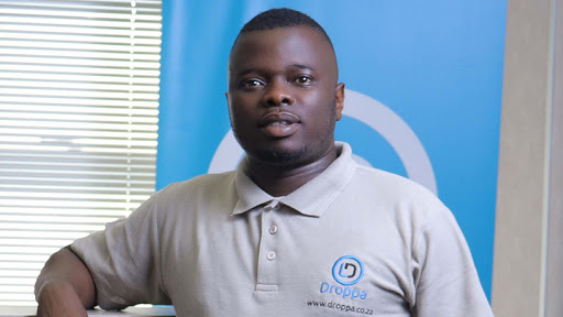 Khathu Mufamadi, CEO of Droppa.