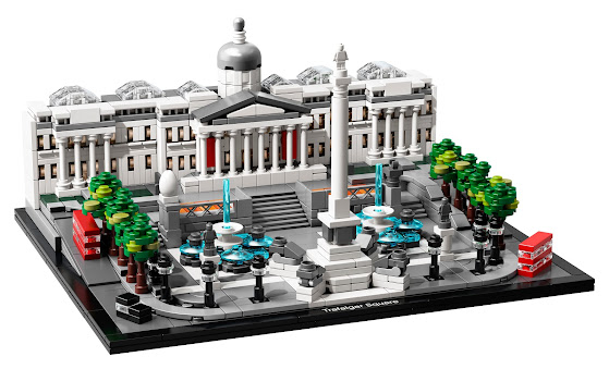 Contenido de Lego® 21045 Trafalgar Square