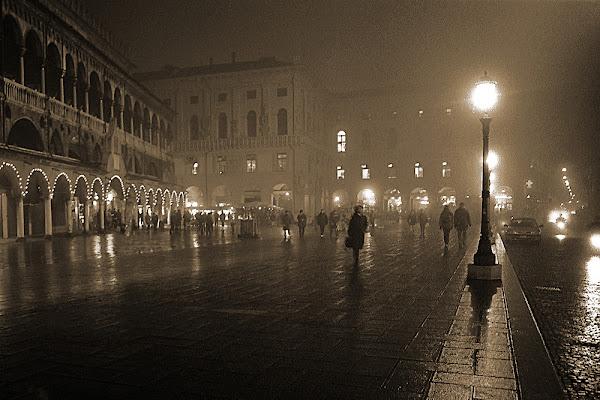 Padova di sera di Zaporogo