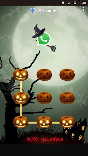 Halloween AppLock Theme screenshot 11