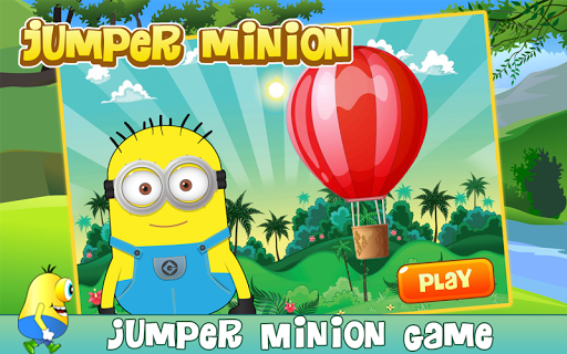 Jumper Minion Game