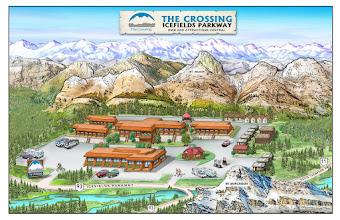 Photo: The Crossing Lodge and Resort , Alberta- 2014