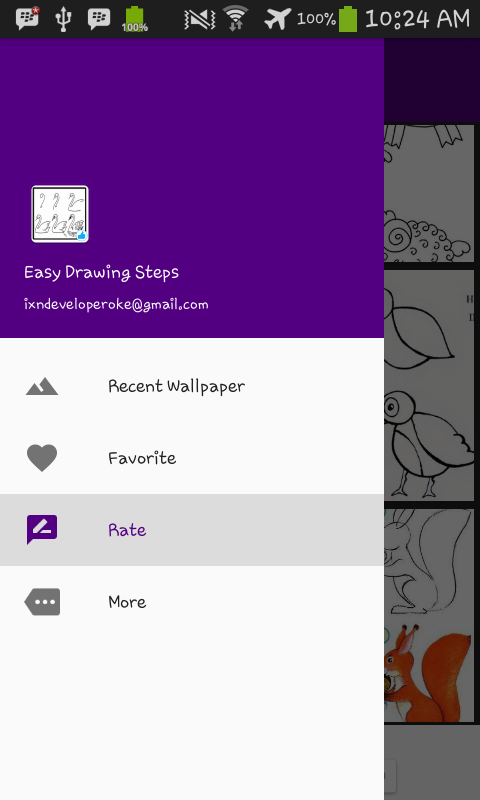 Easy Drawing step by step- screenshot