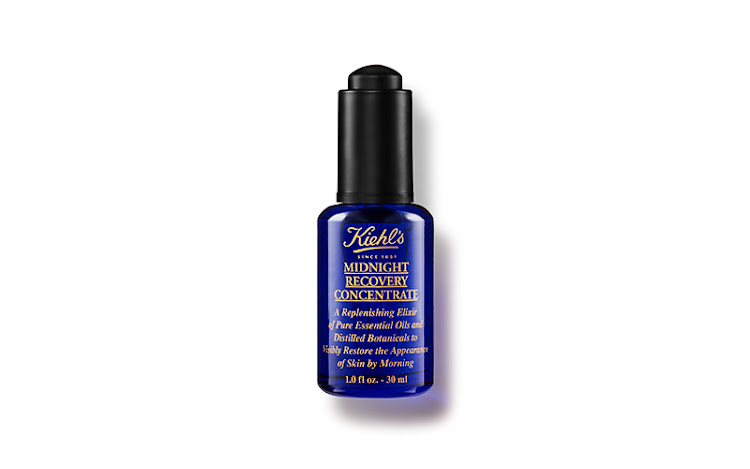 Kiehl's Midnight Recovery Concentrate.