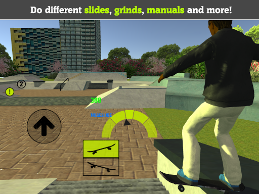 Skateboard FE3D 2 - Freestyle Extreme 3D apkdebit screenshots 9