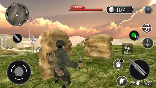 Last Commando Survival: Free Shooting Games 2019  screenshots 4