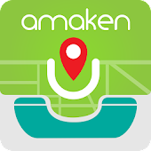Amaken - Phone locator on map