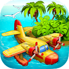 Farm Island: Hay Bay City Paradise icon