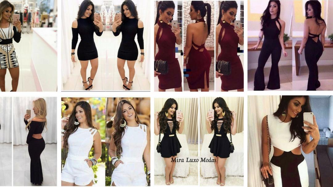 2b1a0d284da Mira Luxo Moda Feminina - O melhor da moda feminina acesse nosso .