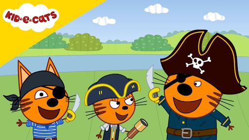 Kid-E-Cats: Pirate treasures. Adventure for kids apkdebit screenshots 12