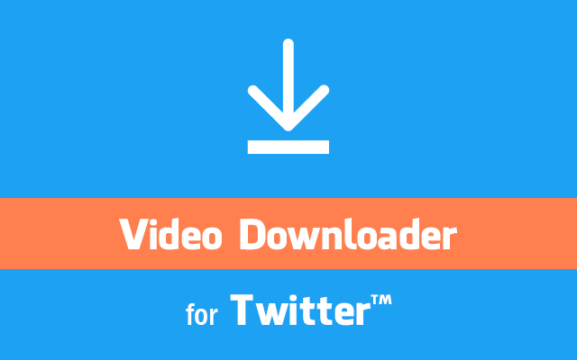 Video | GIF Downloader for Twitter