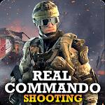 Real Commando Assassin Action Strike Warfare - WW2 Icon