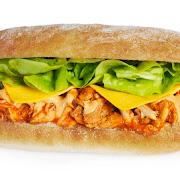 Cajun Chicken Sandwich Combo