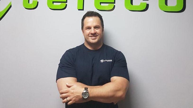 Ntelecom general manager, Rudi van der Walt.