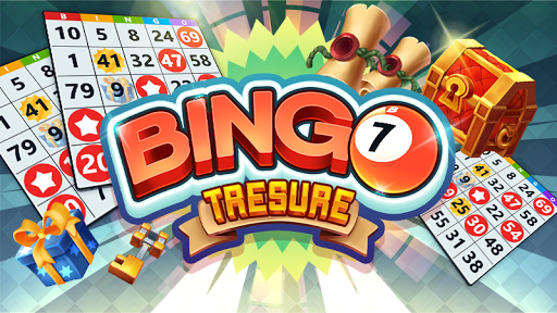 Bingo Treasure - Free Bingo Game 1.0.7 screenshots 1