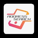 Address Search icon