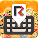Redraw Keyboard Emoji & Themes v 1.2.8 app icon