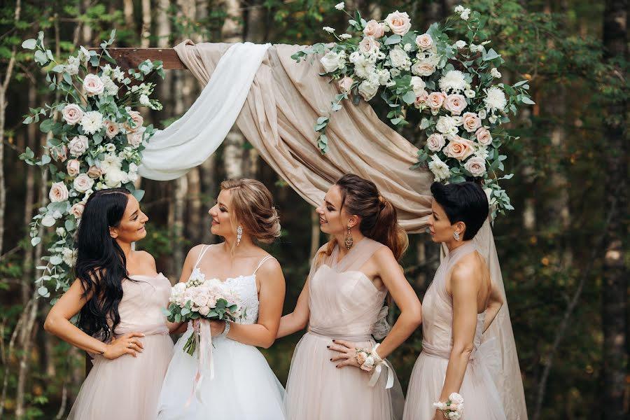 Wedding photographer Denis Zuev (deniszuev). Photo of 14.03.2019