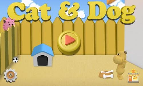 Cat And Dog - Game Viet screenshot 0