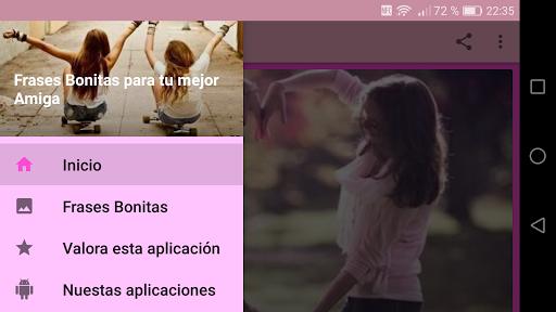 скачать Frases Bonitas Para Tu Mejor Amiga Google Play Apps