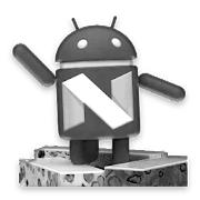 Pixel Gray Icon Pack