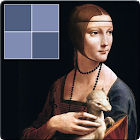 Paintings Memory Game full icon