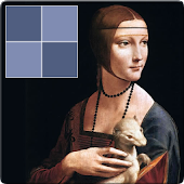 Paintings Memory Game full