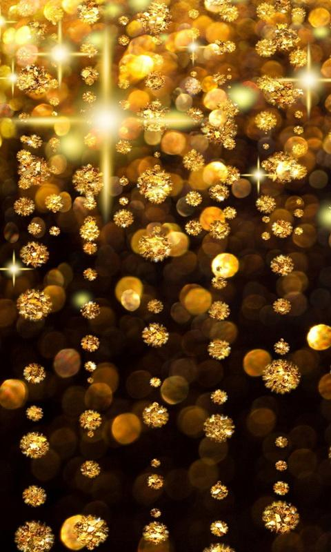 Gold glitter wallpapers android apps on google play - Gold wallpaper for android ...