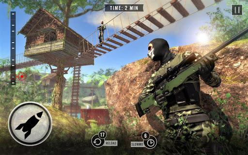 Télécharger Target Sniper 3d Games 2020 apk mod screenshots 1