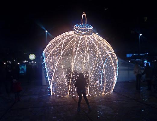 Pallina di Natale di lucaldera