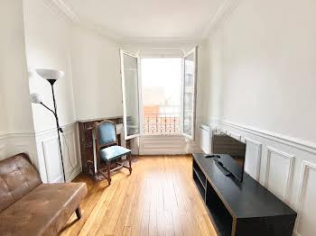 Appartement meublé 2 pièces 43,11 m2