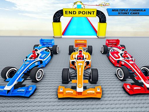 Gt Formula Car Racing Stunts : Impossible Tracks 1.3 screenshots 9