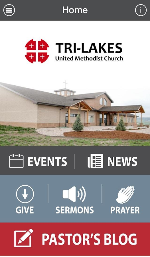 Tri-Lakes UMC- screenshot