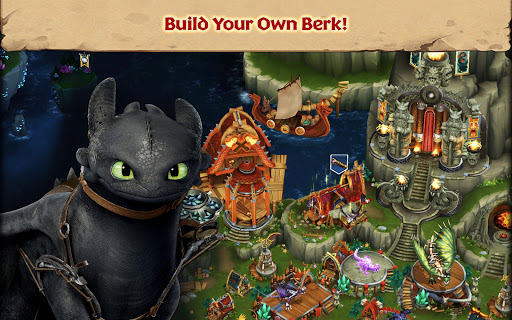 Dragons: Rise of Berk 1.40.16 screenshots 1
