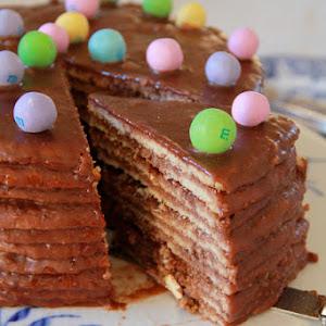 Smith Island 10 Layer Cake