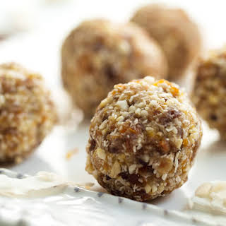 Apricot Coconut Balls Recipes.